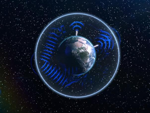 Schumann Resonance - Earth as a Capacitor
