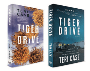 TIGER DRIVE by Teri Case