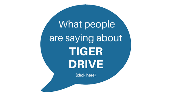 Reviews of Tiger Drive by Teri Case