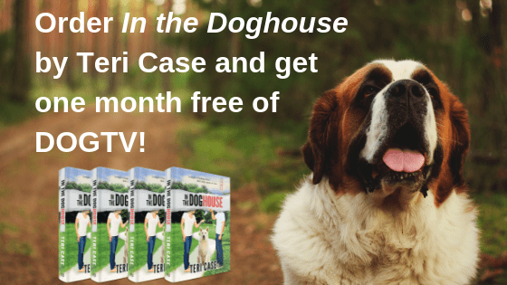 DOGTV coupon for purchasing In the Doghouse by Teri Case