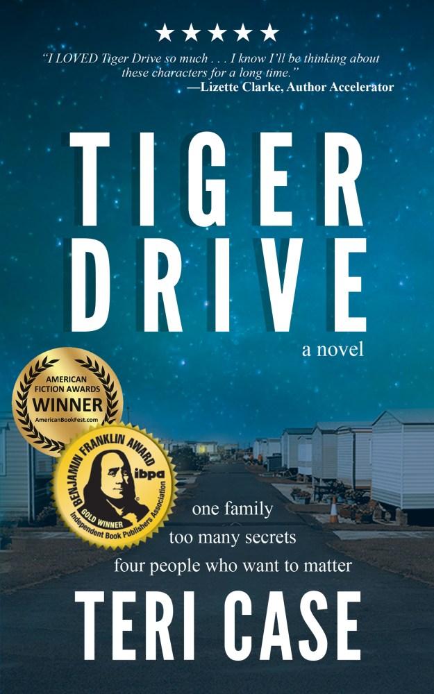Tiger Drive book by Teri Case
