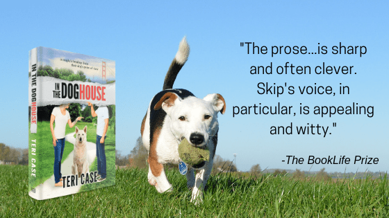 BookLife Prize Review Blurb of In the Doghouse book by Teri Case