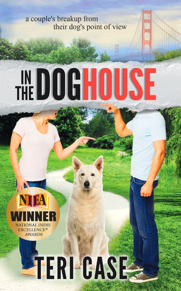 In the Doghouse Cover with NIEA Winner Seal