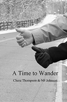 A Time to Wander, Book Cover
