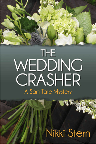 The Wedding Crasher by Nikki Stern, Book Cover