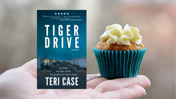 Image: Tiger Drive and a cupcake