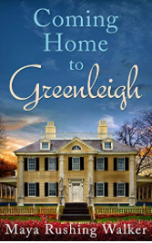 Cover: Coming Home to Greenleigh by Maya Rushing Walker.