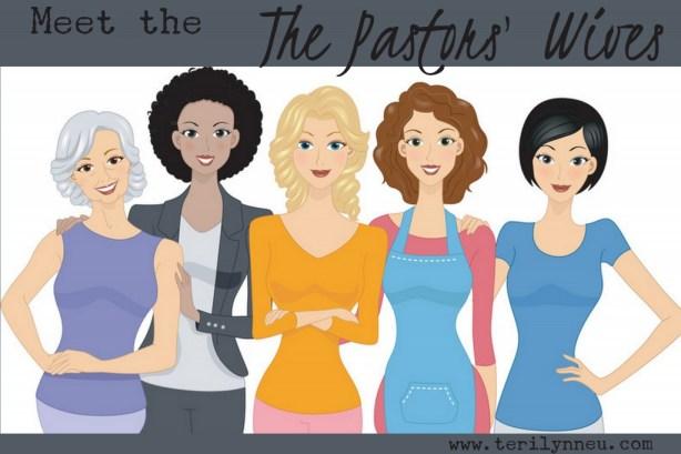 Meet the Pastors Wives www.terilynneunderwood.com