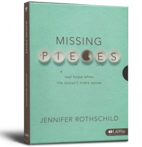 Missing Pieces by Jennifer Rothschild  www.terilynneunderwood.com