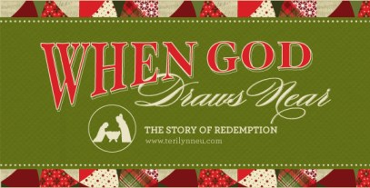 When God Draws Near www.terilynneunderwood.com