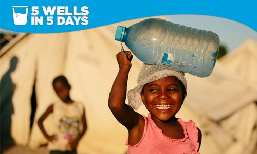 5 Wells in 5 Days