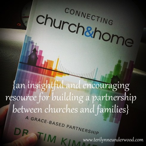 Review of Connecting Church & Home www.terilynneunderwood.com