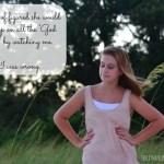 guide your girl toward god || www.terilynneunderwood.com
