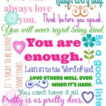 14 Things I Want My 14 Year Old Daughter to Know || Teri Lynne Underwood