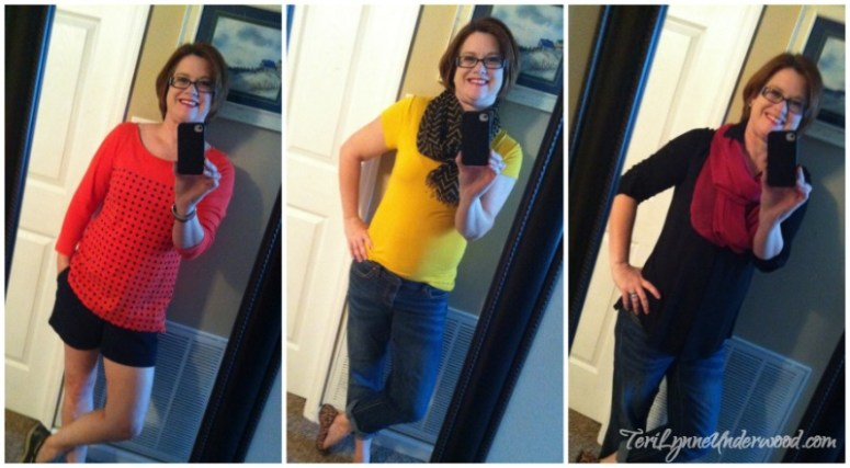 Fall Capsule Wardrobe {September outfits}