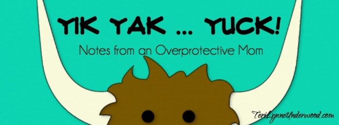 Yik Yak ... Yuck! Notes from an Overprotective Mom