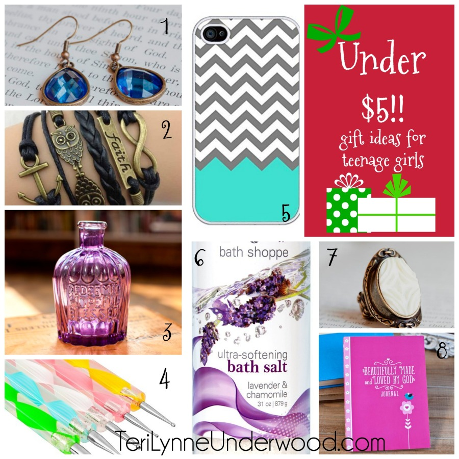 30 Great Stocking Stuffers and Gifts for Teenage Girls ...