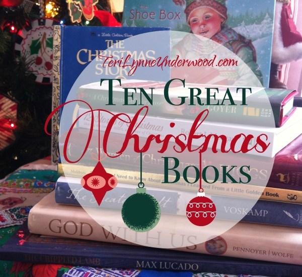 10 Great Christmas Books