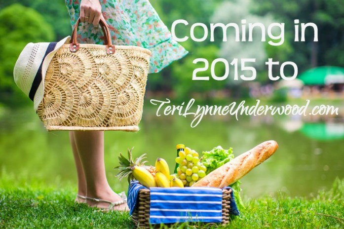 Coming in 2015 to TeriLynneUnderwood.com