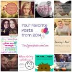 Favorite Posts from 2014 on TeriLynneUnderwood.com