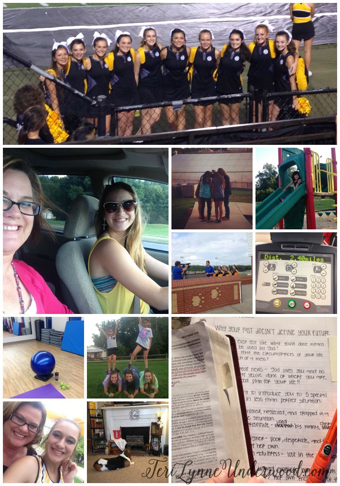 August 2015 in pictures {What I Learned}