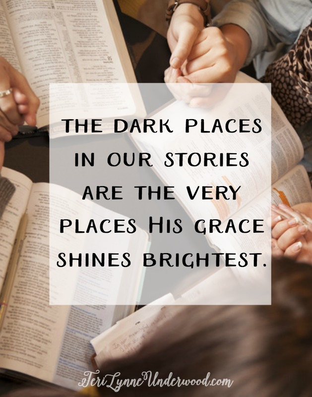 Your story, my story, is always about Jesus. He is the main character and when we tell our stories, we have the gift and responsibility of pointing toward Him. Telling your story is giving generously of yourself. And the world needs us to be generous in this way!