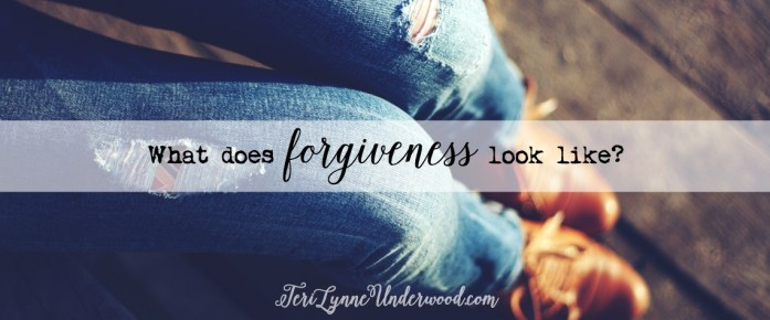 "Biblical forgiveness is often a process and takes time. Forgiveness is a rarely a ""one and done"" thing. Often, we have to forgive day after day, time after time.  In contemplating what the process looks like, I realized another thing about forgiveness and how to put it into practice: Forgiveness is taking a step TOWARD someone when everything in you really just wants to step AWAY."