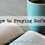 When we pray, our goal is to allow Scripture to inform us about God, about humanity, and about changes in thoughts or actions that the verses call for. Then we open ourselves to being inspired to pray using certain words in the passage to equip us to exhibit specific traits or actions that the verses speak of. Then, finally, we inscribe our prayers—write them out or speak them—from our hearts. We are actually praying.