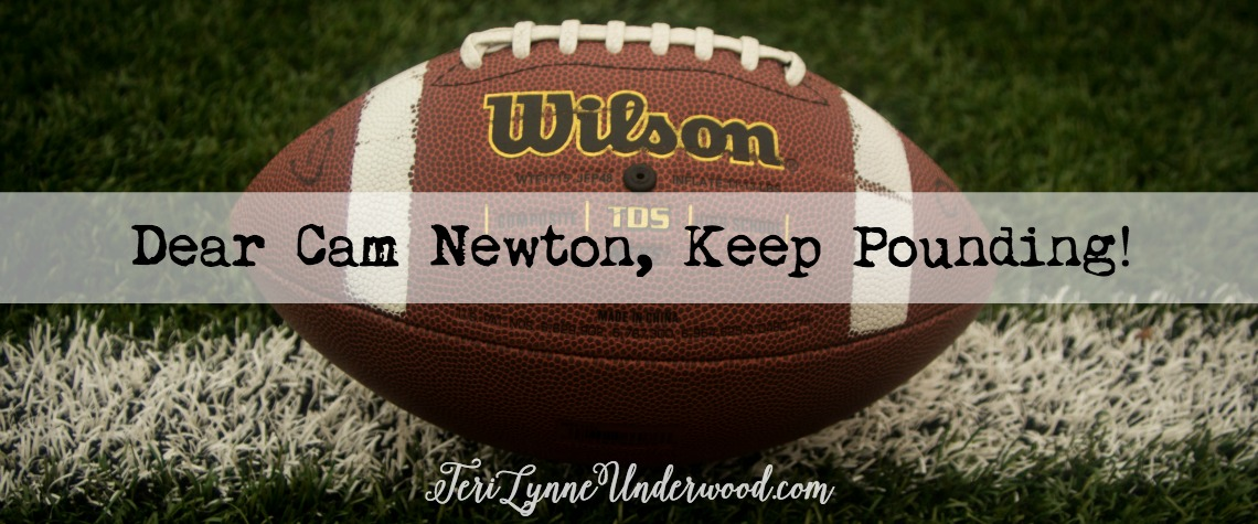 an open letter to Cam Newton following SB50 and the press conference