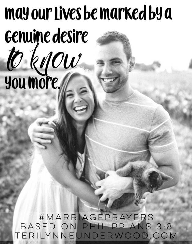 4 Ways to Pursue Knowing Christ In Marriage || #MarriagePrayers || 31 Verses to Pray for Your Marriage || Scott and Teri Lynne Underwood