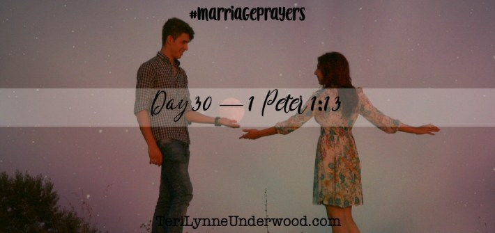 #MarriagePrayers || 31 Verses to Pray for Your Marriage || Teri Lynne and Scott Underwood