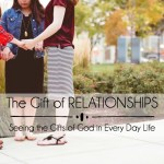 The gift of relationships is an opportunity for us to reflect the heart of God. #lopsidedliving