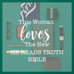 I highly recommend the He Reads Truth BIble as a resource for men (and women). With great study information and utilizing the easy-to-understand CSB translation, this is a Bible anyone can use for Bible study and devotional reading.