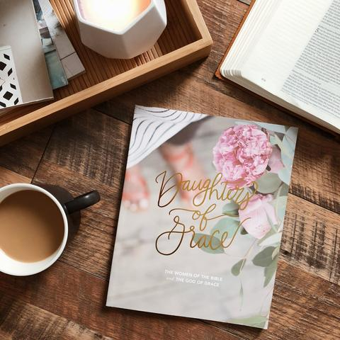 Daughters of Grace is a study of women in Scripture from The Daily Grace Co.