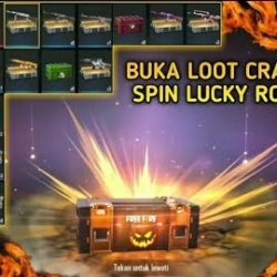 Lucky Crate Free Fire Gratis 2021 Spin Diamond FF Dan Bundle Terbaru
