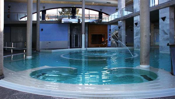 Balnearios en Len Castilla Len Espaa hoteles con spa y