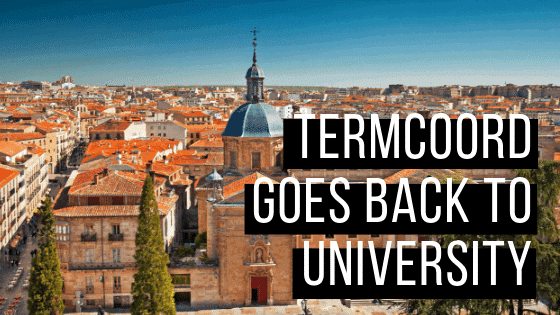 TermCoord goes Back to University