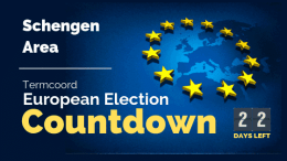 Termcoord European Election Countdown: Schengen Area