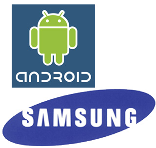 samsung-android-logos