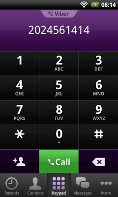 viber android-0-3-0