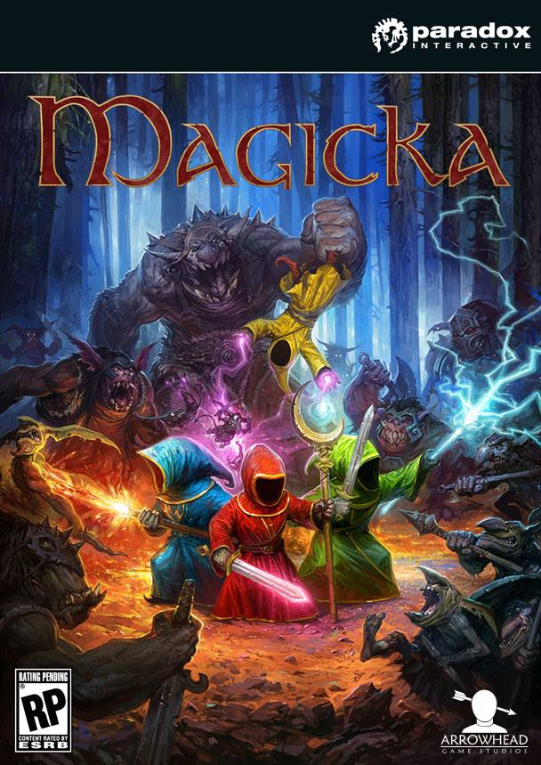 magica game about spell