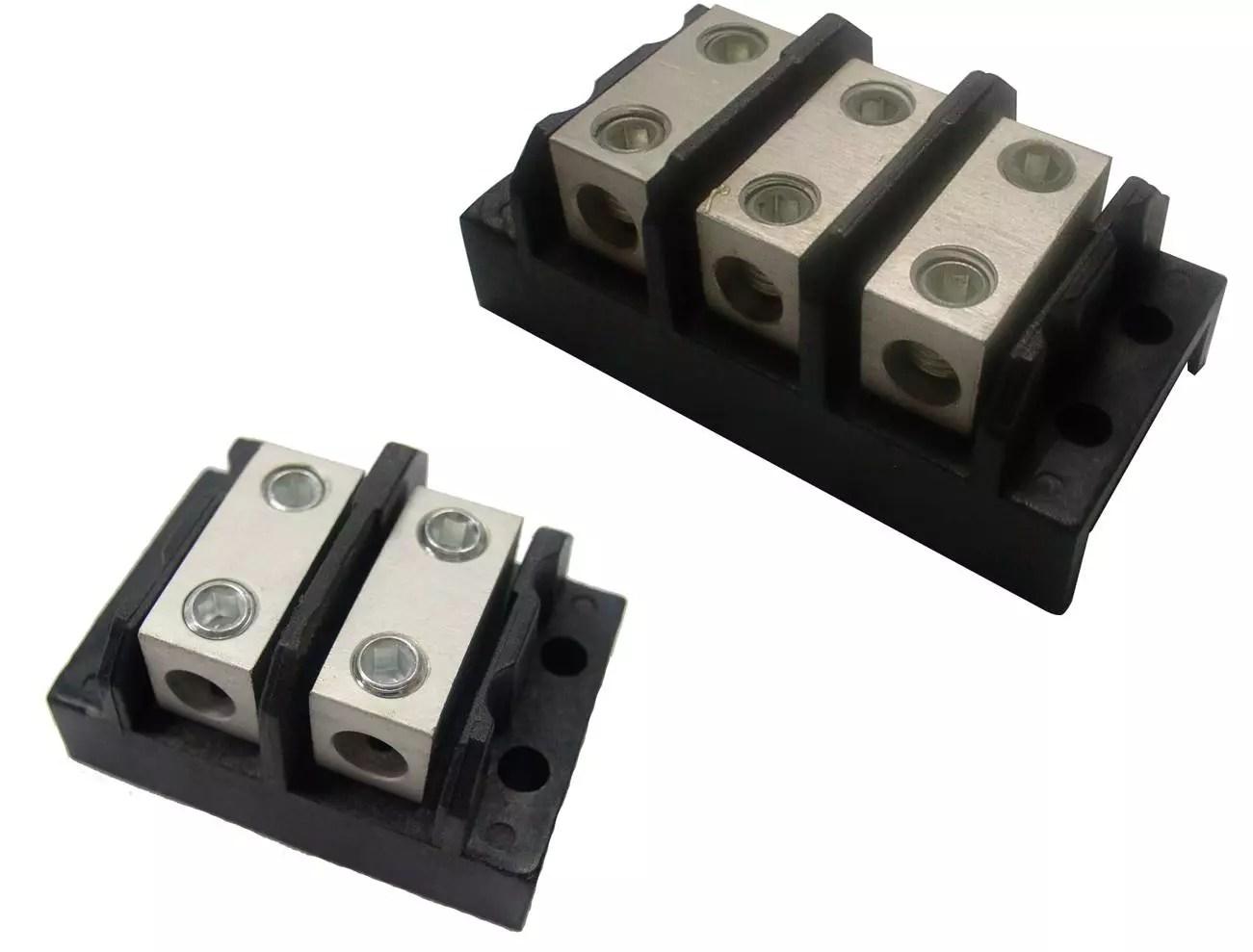 Power Splicer Terminal Blocks