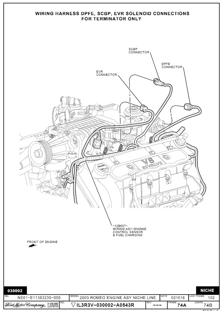 Ford Wiring Harness Terminator : 30 Wiring Diagram Images