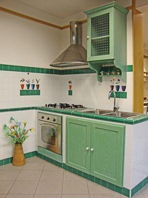Cucine in muratura cucine a legna ed elettrodomestici