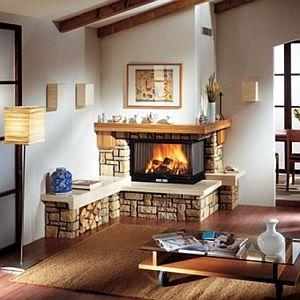 Camini termocamini e stufe a pellet legna o biomassa