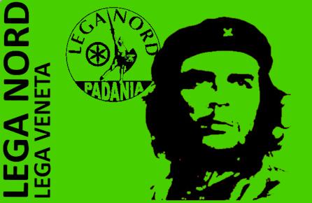Lega Nord Maroni e il Che che nostalgia