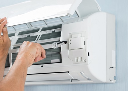 šilumos siurbliai oro kondicionieriai remontas termomisija
