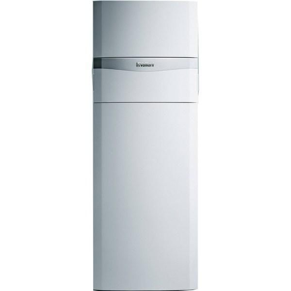 Dujinis kondensacinis katilas Vaillant ecoCOMPACT VSC 206/4-5 su 150 litrų karšto vandens šildytuvu  • Termomisija.lt Oro kondicionieriai, šilumos siurbliai. Montavimas, prekyba, priežiūra