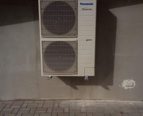 Panasonic Aquarea oras vanduo