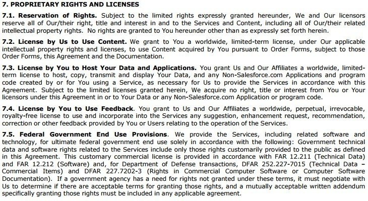 """This brand license agreement (this """"agreement"""") is entered into as of march , 2011, but is made effective. Intellectual Property Rights Definition Clause"""